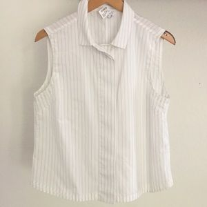 Frame button up blouse